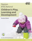 Image for BTEC nationals children's play, learning and development  : for the 2016 specifications: Student book + ActiveBook