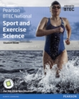 Image for BTEC nationals sport and exercise science  : for the 2016 specificationsStudent book  + activebook
