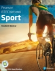 Image for BTEC nationals sport: for the 2016 specifications. : Student book 2 + activebook