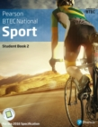 Image for BTEC nationals sport  : for the 2016 specificationsStudent book 2 + activebook
