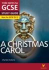 Image for A Christmas Carol: York Notes for GCSE (9-1)