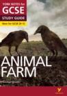 Image for Animal farm: George Orwell