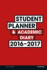 Image for Student planner & academic diary 2016-2017