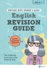 Image for Revise Key Stage 2 SATs English Revision Guide - Above Expected Standard