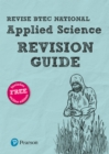 Image for Applied science: Revision guide