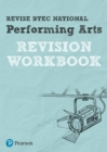Image for Performing arts  : revision workbook