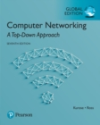 Image for Computer Networking: A Top-Down Approach, Global Edition