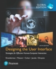 Image for Designing the user interface  : strategies for effective human-computer interaction