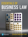 Image for Essentials of business law