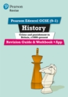 Image for History crime and punishment in Britain: Revision guide and workbook