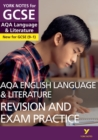 Image for AQA English language and literature: Revision and practice guide