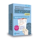 Image for REVISE Edexcel GCSE (9-1) Mathematics Higher Revision Cards : includes FREE online Revision Guide