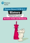 Image for Revise Edexcel GCSE (9-1) history: British America