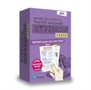 Image for Revise AQA GCSE (9-1) English Language Revision Cards : with free online Revision Guide
