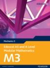 Image for Mechanics 3: Edexcel AS and A level modular mathematics