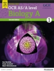 Image for OCR A Level Biology Book 1