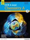 Image for OCR A level Chemistry A Student Book 2