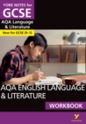 Image for AQA English language and literature: Workbook
