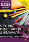 Image for Spelling, punctuation and grammar: Study guide and test practice