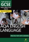 Image for AQA English language: Practice tests