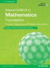 Image for Edexcel GCSE (9-1) mathematics: foundation practice, reasoning and problem-solving book.