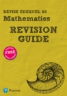 Image for Revise Edexcel A2 mathematicsRevision guide