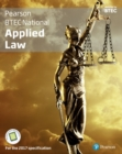 Image for BTEC National applied law  : for the 2017 specifications: Student book