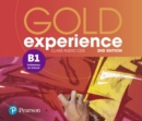 Image for Gold Experience 2nd Edition B1 Class Audio CDs