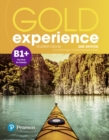 Image for Gold Experience 2nd Edition B1+ Student's Book