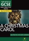 Image for A Christmas carol