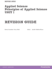 Image for Applied science.: (Revision guide) : Unit 1,