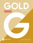 Image for Gold B1+ Pre-First New Edition Exam Maximiser