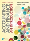 Image for Accounting and finance: an introduction