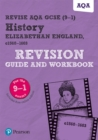 Image for Elizabethan England, c1568-1603: Revision guide and workbook