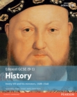 Image for Henry VIII and his ministers, 1509-1540.: (Student book)