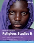 Image for Religious studies B.: (Religion, peace and conflict - Islam student book.) : Paper 2,