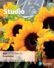 Image for Studio AQA GCSE French.: (Student book) : Foundation,