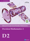 Image for Edexcel AS and A level further mathematics decision mathematics.