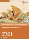 Image for Edexcel AS and A level further mathematics.: (Textbook + e-book.) : 1,