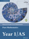 Image for Pure mathematics. : Year 1/AS