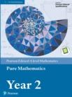Image for Edexcel A level Mathematics Pure Mathematics Year 2 Textbook