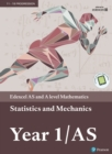 Image for Statistics & mechanics. : Year 1/AS.