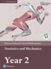 Image for Mathematics statistics & mechanics. : Year 2.