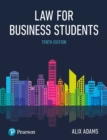 Image for Adams: Law for Business Students p10