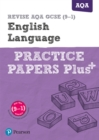Image for English language practice papers plus  : for the 2015 qualifications