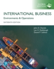 Image for International business.