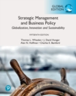 Image for Strategic Management and Business Policy: Globalization, Innovation and Sustainability, Global Edition