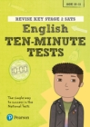 Image for English ten-minute tests: Age 10-11