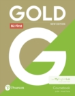 Image for Gold first: Coursebook