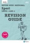 Image for SportUnits 1 and 2,: Revision guide